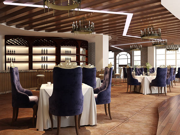 restaurant 3d virtual tours